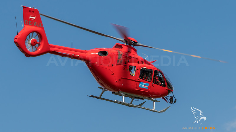 Heli Austria / Airbus Helicopters H135 / OE-XUU