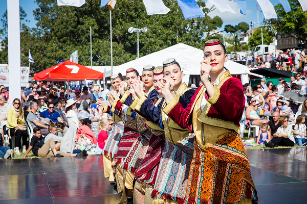 Paniyiri Greek Festival Brisbane Peoples Album 2015