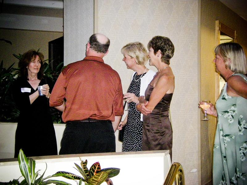 -----, Mike Burke, Gerrie Kinsey Castaldo, Stephanie Griffith, Pam Mohler