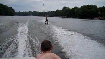 Waterskiing July 2012 Videos