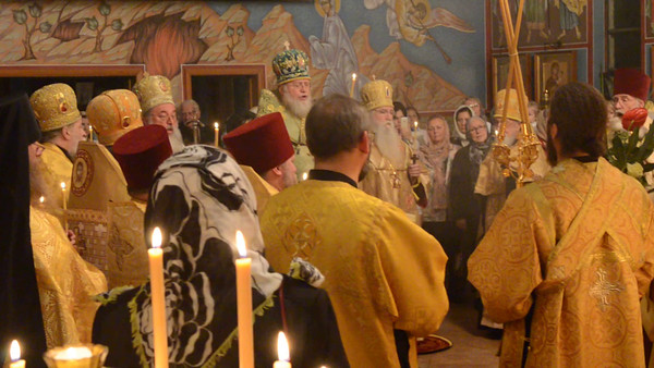 St. Sergius Radonezh 700th - video