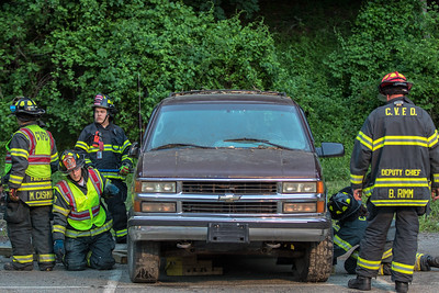 5-29-18 Extrication Drill