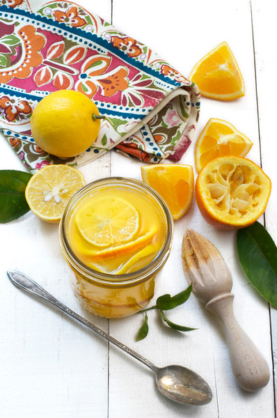 Persian Sour Orange Drink