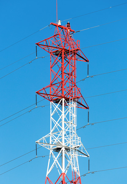 I'm a sucker for the beauty of Transmission towers.