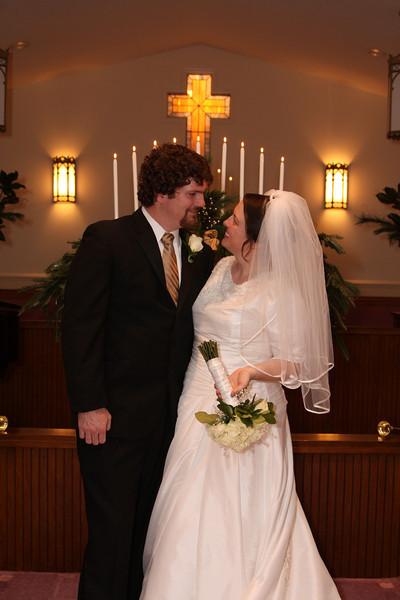 2008 - 12/6 MJ & Andy Wedding