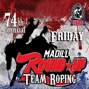 Madill Friday Night Team Roping