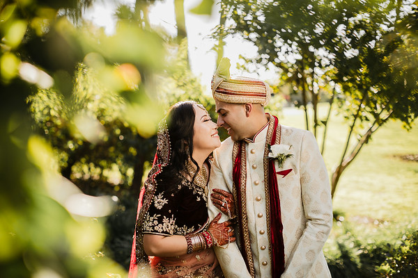 Mindy and Sunil | Los Coyotes Country Club Wedding