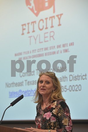 6/24/15 Fit City Tyler Coalition meeting by Andrew D. Brosig