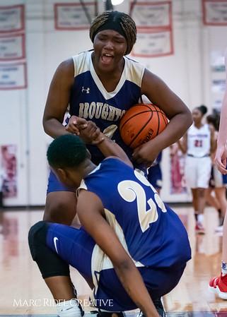 Broughton girls varsity basketball vs Sanderson. February 12, 2019. 750_6094