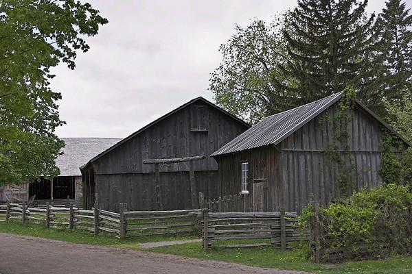 Black Creek Pioneer Village May 2006