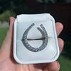 1.60ctw Horseshoe Conversion Ring 11
