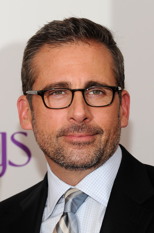 ". Steve Carell attends the ""Hope Springs\"" premiere at SVA Theater on August 6, 2012 in New York City.  (Photo by Larry Busacca/Getty Images)"