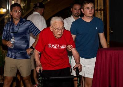 Grand Lake - Phil Schroeder's 100th Birthday