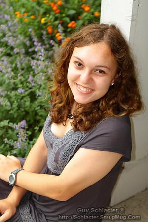 2011 Hannah Portraits June