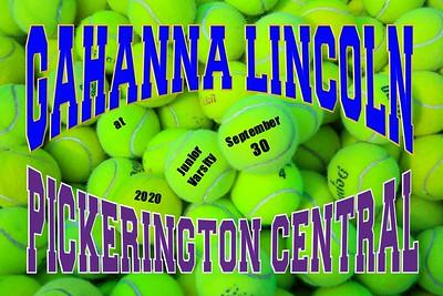 2020 JUNIOR VARSITY - Gahanna at Pickerington Central (09-30-20)