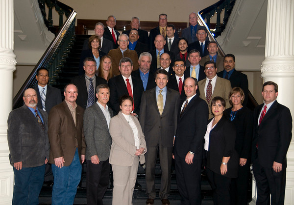 2011 Employee Texas Capitol Visit
