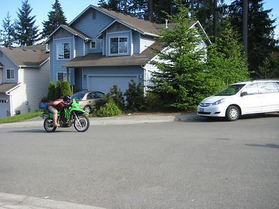 Motorcycle randoms....