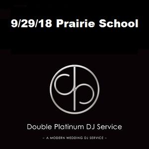 9/29/18 Prairie School