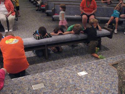 First Nazarene & Emmanuel Nazarene churches, VBS, Council Bluffs IA, July 2010