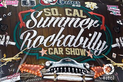 Gatos SoCal Summer Rockabilly Car Show 2015