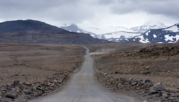 Iceland Road