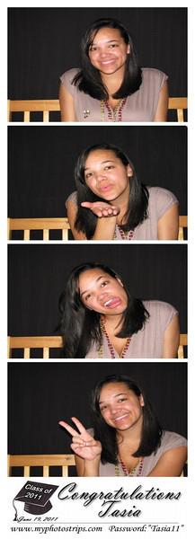 Tasia's Graduation (6-19-2011)