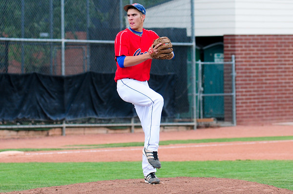 Cherry Creek vs The Slammers - June 5th 2012