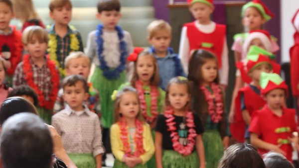 Alyssa VPK Christmas program 12-19-17