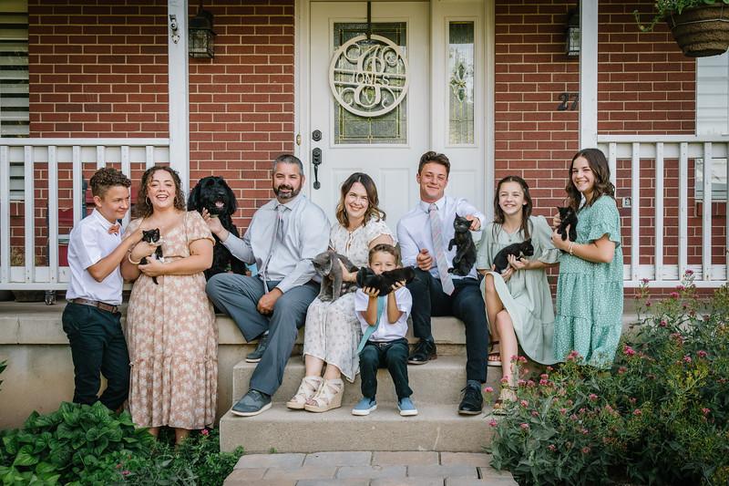 Jones Family 2021