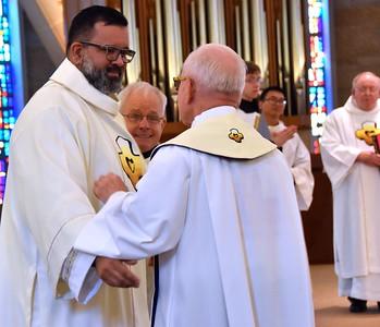Juan Carlos Castañeda Rojas is ordained a deacon!