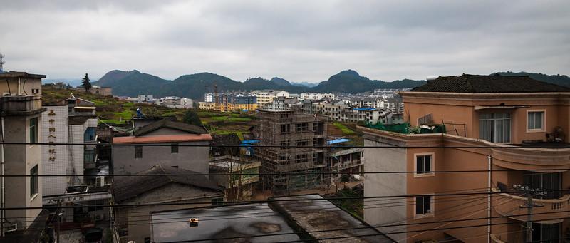 Skyline - Guizhou Province, China