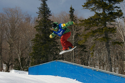 Last Jump - March 10, 2009