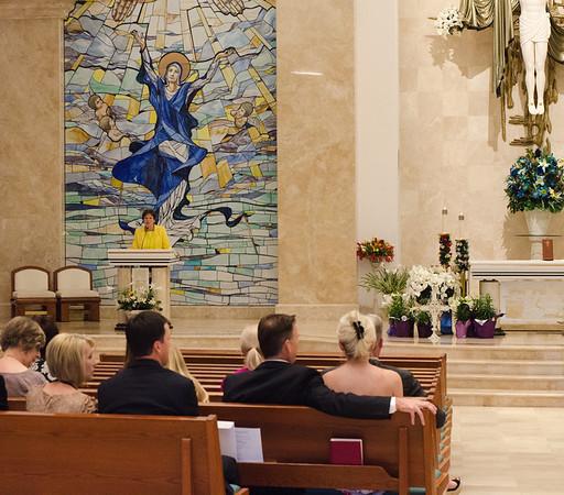 First Communion - St. Bernards
