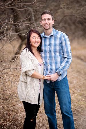 Amanda & Sean Engagement