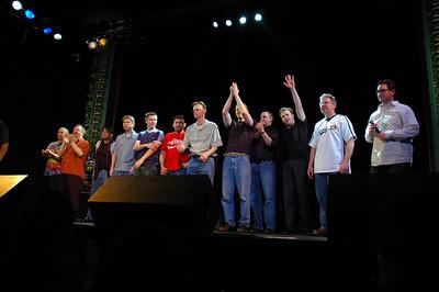 Regent Theatre, Arlington, MA - 05/20/05