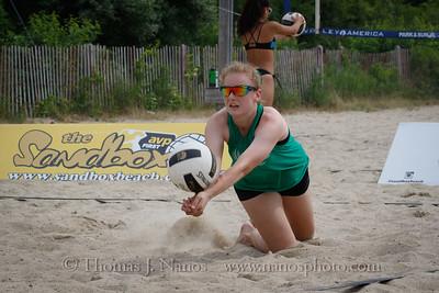 2018-07-01 The Sandbox Juniors Flyaway Tournament (Esker Pt. Groton)
