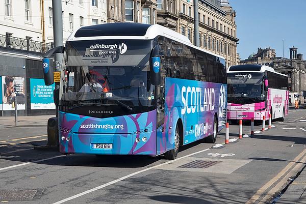17th March 2021: Edinburgh