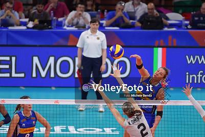 20190611 ITALIA vs BULGARIA Pool 13 Week 4 (Femminile)