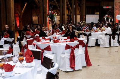 Alecia & Rickey Jr. Wedding - Reception