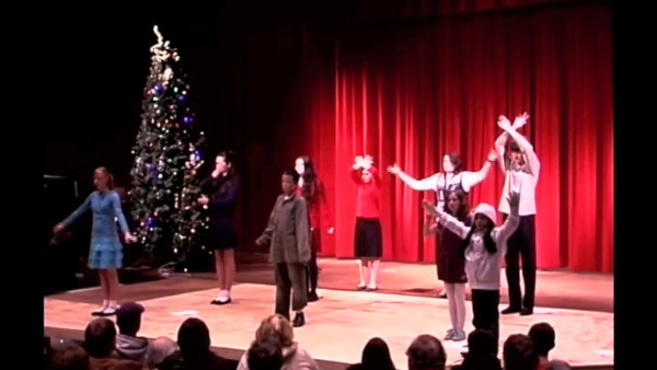 The Best Christmas Pageant Ever - Dec 2010