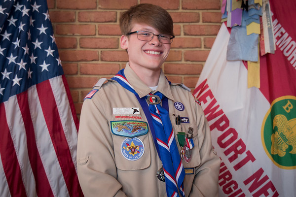 Henry - Eagle Scout