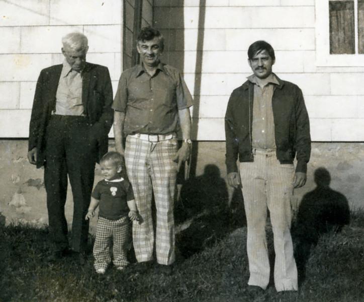 John, Eddie, Dale & Jamey