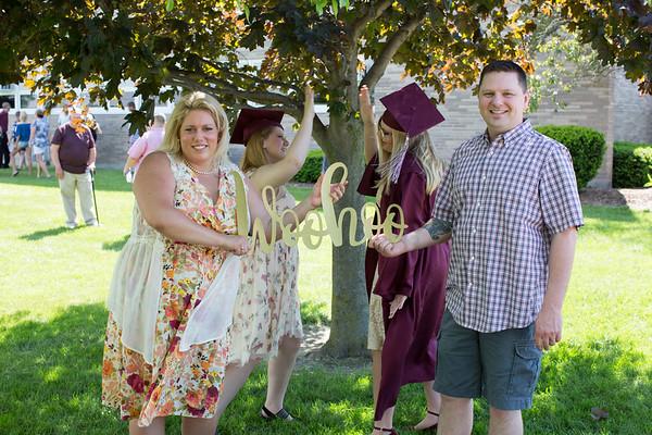 Kerrianne Graduation 2018