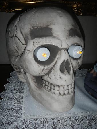 Halloween avond 2012