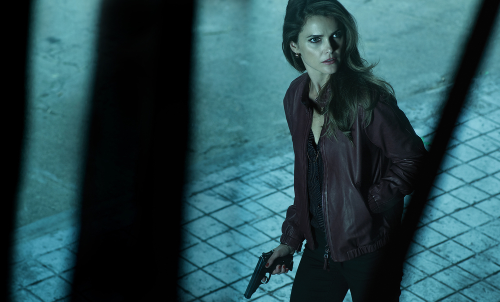 . THE AMERICANS - Pictured: Keri Russell as Elizabeth Jennings. (Photo by Frank Ockenfels/FX)