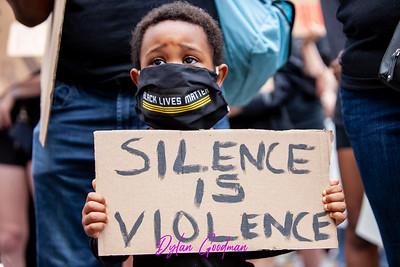 Black Lives Matter Protest - Westport, CT - June 5, 2020