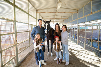 Lelia's family 2020