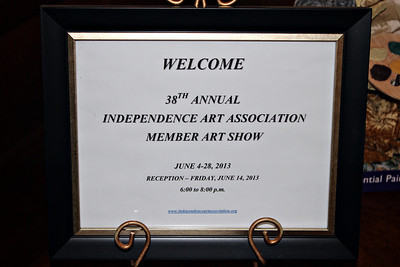 The 38th Annual Member Art Show