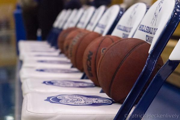2012-11-15 Hillsdale College Men's Basketball vs. St. Joseph's
