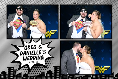 Greg & Danielle's Wedding 4.28.19